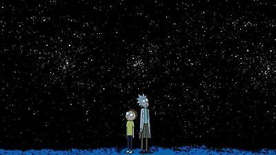"236 Rick and Morty - American Adult Animated TV Series 42""x24"" Poster"