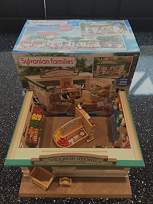 Sylvanian Families Village Store - Boxed and in great condition