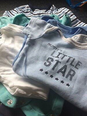 Baby's Clothes First Size Bundle 6 Items