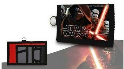 Star Wars Geldbeutel Geldbörse Brieftasche NEU purse wallet NEW