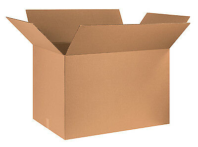 "Box Partners Corrugated Boxes 36"" x 24"" x 24"" Kraft 5/Bundle 362424"
