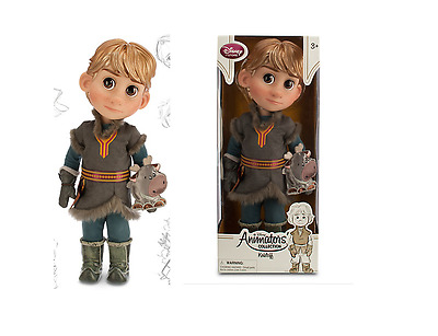 Disney Animators' Collection Kristoff Doll from movie Frozen 16'' NEW IN BOX