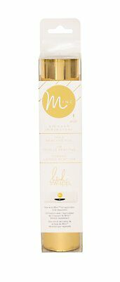"""American Crafts Heidi Swapp MINC Reactive Foil, 6"""" by 5', Gold"""