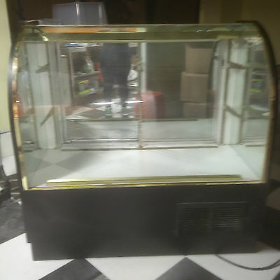 Bakery Deli Restaurant Cafe Food Display Case *Refrigerated READ DESCRIPTION
