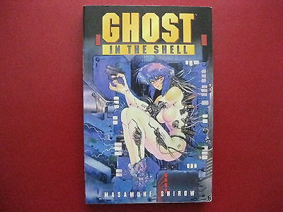 RARE! - Ghost in the Shell 1 Masamune Shirow English edition 1995, New Film 2017