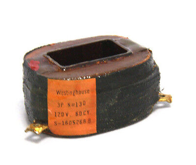 Westinghouse 1605268B Operating Coil 3 Pole 120 Volt 60Cy S1605268B