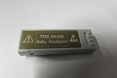 Tektronix TDS3AAM Advanced Analysis Module for TDS3000 Series