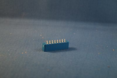 8 Pack Edge Connector for Circuitron Tortoise Switch Machine