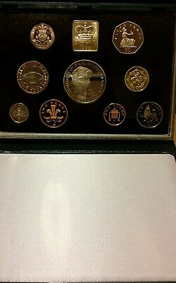 Princess Diana Royal Mint 1999 United Kingdom Proof Coin Collection