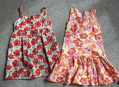 Girls summer dress bundle Next / Dunnes Age 5 New with Tags