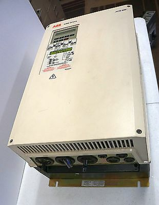 ABB VFD Variable Frequency Drive ACS 500 - ACS501-024-4-00P2  30 HP VT  25 HP CT