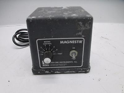 Lab-Line Instruments Magnestir Model 1250 Magnetic Laboratory Mixer Plate