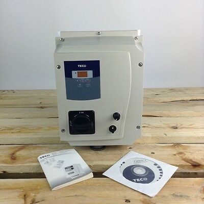 JNEV-203-H1FN4S Teco 3HP 1~/3~ 2.2kW Frequenzumrichter Variable Frequency Drive