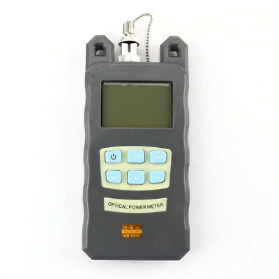 FTTH New Fiber DXP-20B Optical Power Meter -70~+3 dBm FC/SC Conne Cable Tester