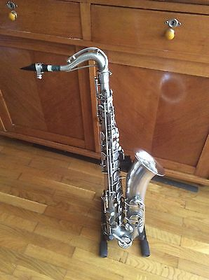 VINTAGE tenor  saxophone  Weltklang  Good condition 1963
