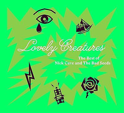 NICK CAVE & THE BAD SEEDS LOVELY CREATURES BEST OF 2 CD SET (Released 5/5/2017)