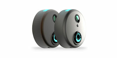 SkyBell HD Wi-Fi Doorbell Camera 1080p Color Night Vision