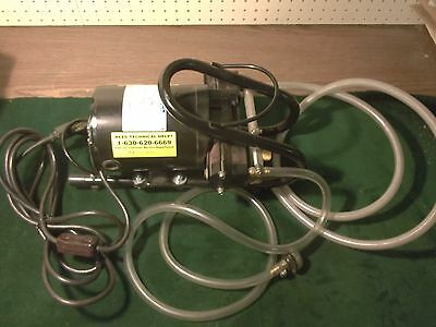 JS350 Heavy Duty Maxi-Vac Beer Line Cleaner ~ 1/3 HP  1725 RPM~ New & Never Used