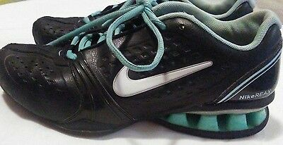 Nike Reax Rockstar - Womens 7 - Running Shoes Athletic Training Sneakers 415355