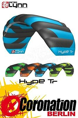 Peter Lynn Hype 2.3 Softkite 2-lines Fixed Bridle complete Kites