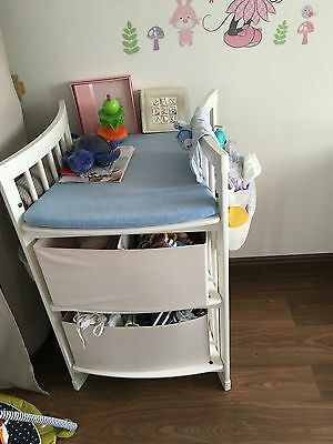 Stokke White Changing Table