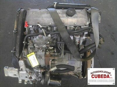 Motore Fiat Tipo 1.9 TD 66 kw - 160A6000
