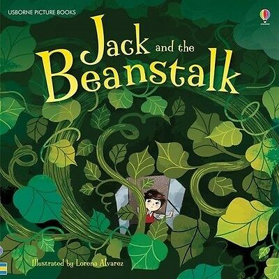 Jack And The Beanstalk (Picture Books) (Paperback)