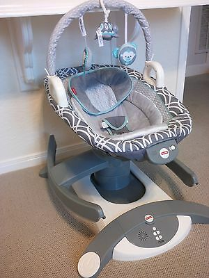 Fisher Price 4-in-1 Rock'n Glide