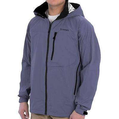 New Simms Acklins Gore-Tex Technical Hooded Shell Fishing Jacket Waterproof M/XL