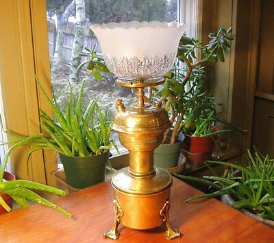 Antique dargue patent 1912 brass carbide table lamp vintage miners antique dargue patent 1912 brass carbide table lamp vintage miners coleman oil aloadofball Image collections