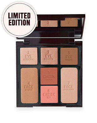 NEW Charlotte Tilbury INSTANT LOOK IN A PALETTE BEAUTY GLOW