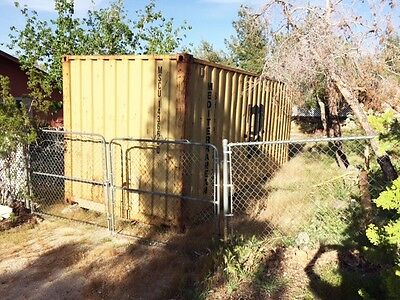 Storage Container: Used 20' Cargo Shipping Container - Yucca Valley Ca