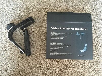 Neewer Video Stabilizer Steady Cam Handheld Gimbal Canon Sony