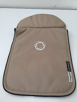 Bugaboo Cameleon Stroller Bassinet Apron Canvas Canopy Sunshade Seat Cover Tan