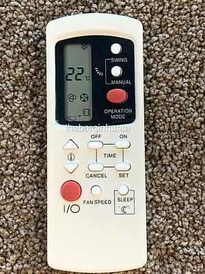 Mistral Air Conditioner Remote Control GZ-1002B-E1, GZ-1002B-E3