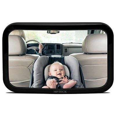Car Mirror Rearview Mirror Rear Seat Baby Child Pets Security Backseat Safety