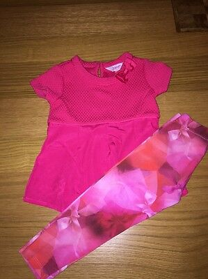 Ted Baker Baby Girl Outfit 12-18 Months