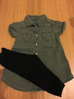 Next baby girl outfit 9-12 Months