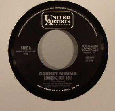 """MIMMS, Garnet & THE ENCHANTERS - Looking For You (Record Store Day 2015) - 7"""""""