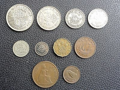 1937-1952 George VI Coin Year Set - Choose Your Year Birthday Sets
