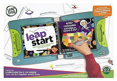 LeapFrog LeapStart Primary School Interactive Learning System (Blue)