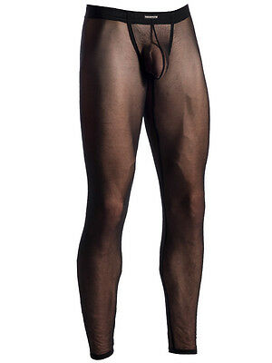 MANSTORE - M664 - Bungee Leggings - black