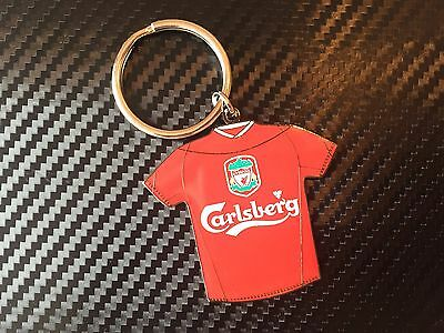 Liverpool Football Club Metal Red Keyring Official home keyring new and sealed