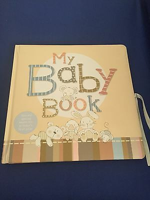 Baby Record/Keepsake Book
