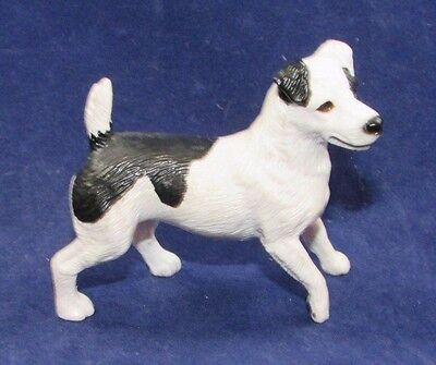 Breyer Black and White Jack Russell Terrier Dog #1543