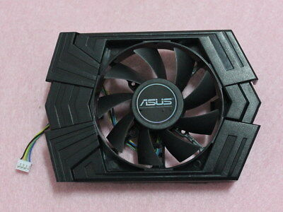 ASUS Geforce GTX750TI-PH-2GD5 Video Card Fan Replacement with Bracket 4Pin R203
