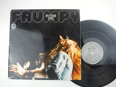 Frumpy,By The Way,Original German 1st press,Krautrock Spiral label,LP