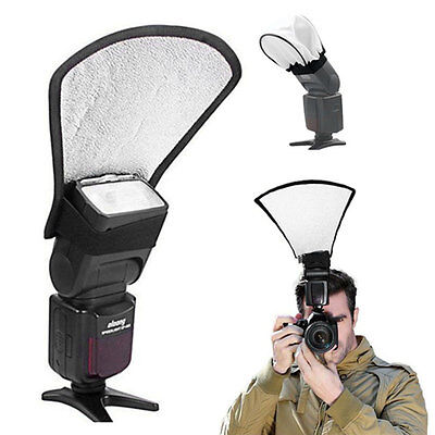 New External Flash Reflector Photo Diffuser Softbox For Studio Photo Accessories