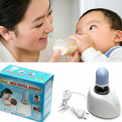 NEW Baby Bottle Milk Warmer Thermostat Heater Random Color Free Shipping