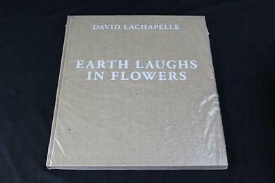 "David LaChapelle ""Earth Laughs in Flowers"" - Brand New, Sealed Limited Edition!"
